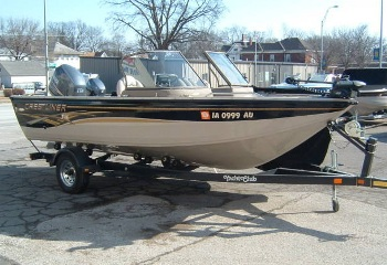 Bass Boat Auction